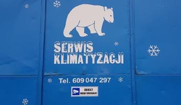 Napełnianie / Nabijanie klimatyzacji Szczecin